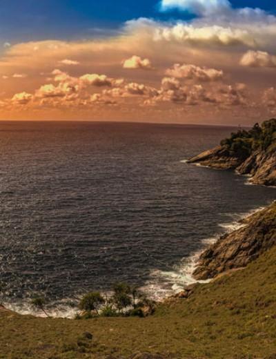 Thailand's Secret Sunset Viewpoint
