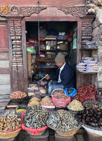 Nepal – Kathmandu's Ancient Market