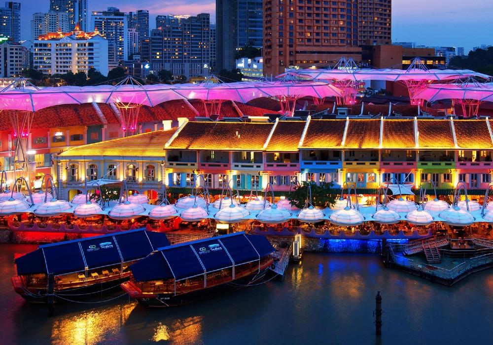 Singapore Clarke Quay