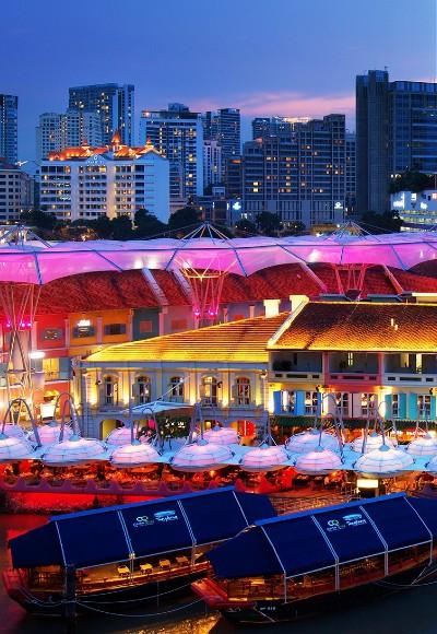Singapore – Funky Heritage