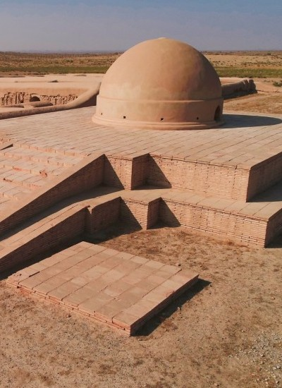 Uzbekistan – Buddhism Heritage