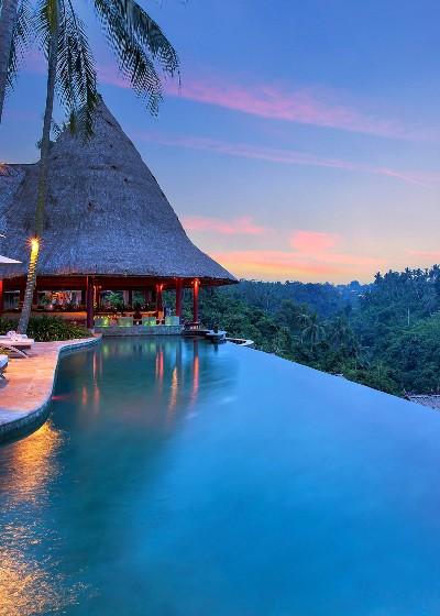 Bali – A Hillside Retreat