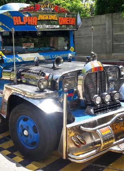 Philippines – Iconic Jeepneys