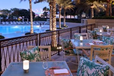Palazzo Versace Dubai Giardino Terrace