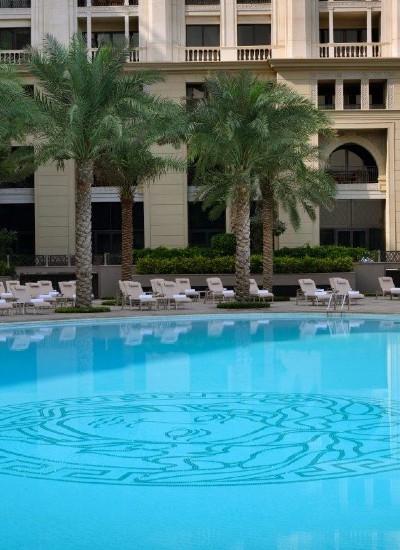 Dubai's Fashion Hotel