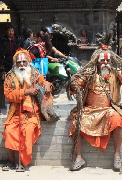 Nepal – The City of Devotees