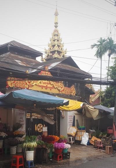 Myanmar – Dreary Yangon Days
