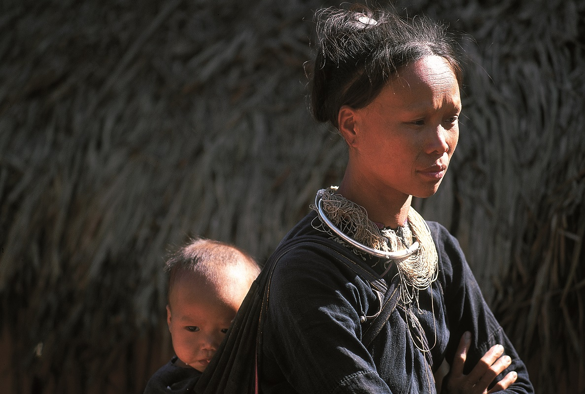 Laos - Local woman, Credit to Ch. Nilsson
