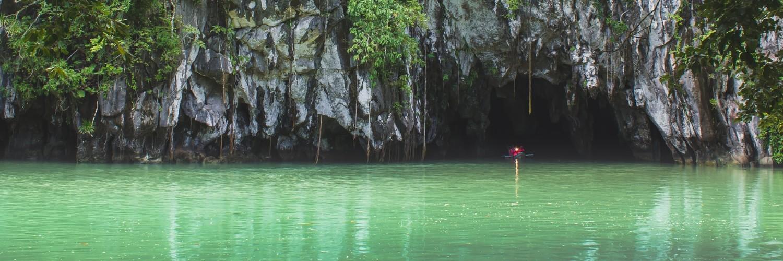Subterranean River National Park Philippines