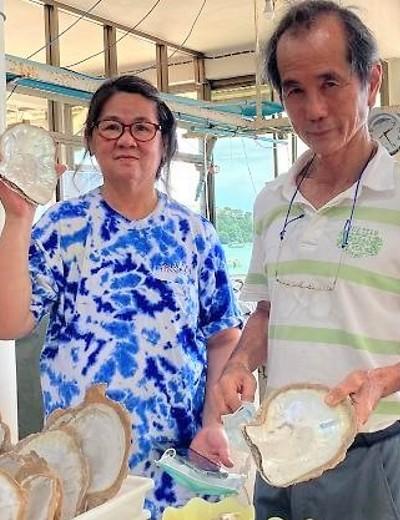 Phuket pearls Thailand